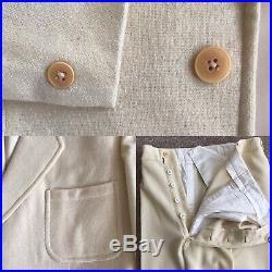 Vintage 1930s 1940s Suit