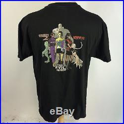 Vintage 1990's Resident Evil 90s Video Game T Shirt Capcon XL Computer PC XL/L