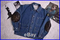 Vintage 80s Stone Island work jacket