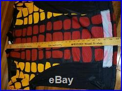 Vintage 90s Adidas Predator Goalie Goalkeeper USA Soccer Padded Jersey Shirt