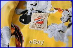 Vintage Ashfield by Duke of Hollywood Rayon Hawaiian Aloha Shirt California (L)