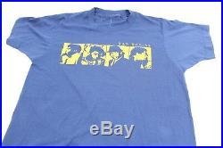 Vintage Bad Brains T Shirt Minor Threat Banned In DC Dischord Punk NYHC