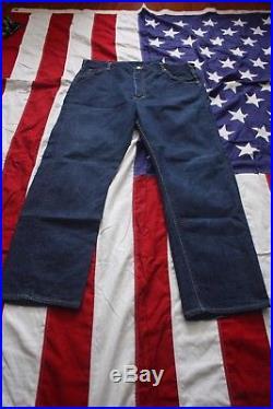 Vintage Lee 101z selvage denim jeans Union made size 38×30