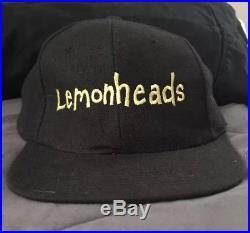 Vintage Lemonheads Band SnapBack/ Nirvana Sonic Youth Dinosaur Jr Radiohead
