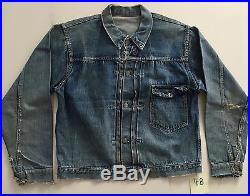 Vintage Levi's 506xx 1st Edition Denim Jacket