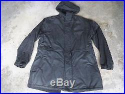 Vintage Oliver Helden Chore Field Safari Hunting Barn Oil Cloth Men's Jacket XL