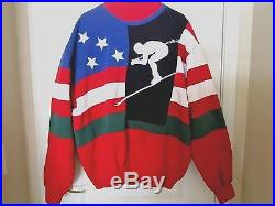 Vintage Polo Ralph Lauren Suicide Ski Sweatshirt