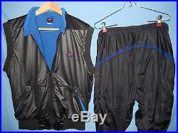 Vtg OG 1980's NIKE JOHN McENROE CLOTHING LOT (5 items) checkerboard Rare Tennis