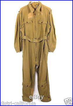 WW2 Tenue d'été laine Equipage Army Air Force militaire Américain aviateur M1942