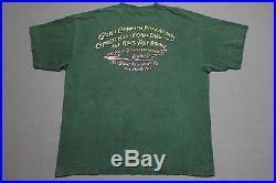 XXL vtg 90s 1997 SMOKIN GROOVES tour t shirt rap OUTKAST Foxy Brown PHARCYDE